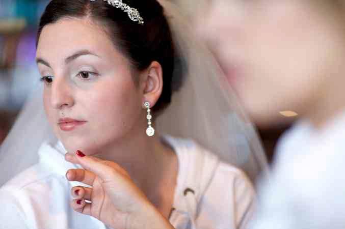 Real Wedding Spotlight: Sarah & Dave