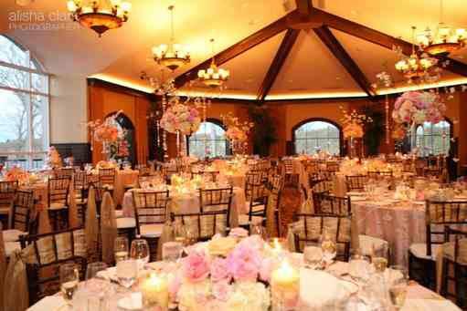 The Grand Ballroom at Saratoga National Golf Club