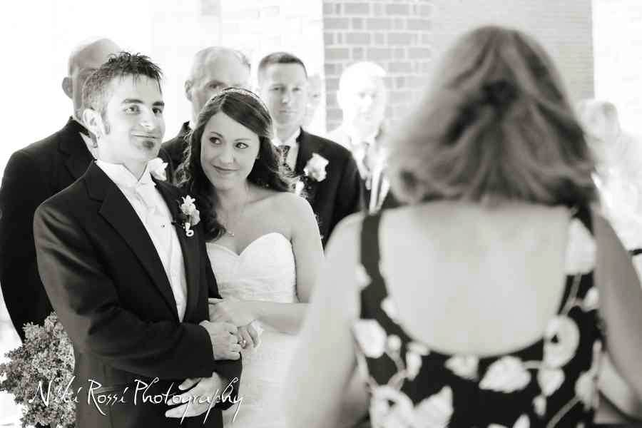 Real Wedding Spotlight: Deborah & Edward