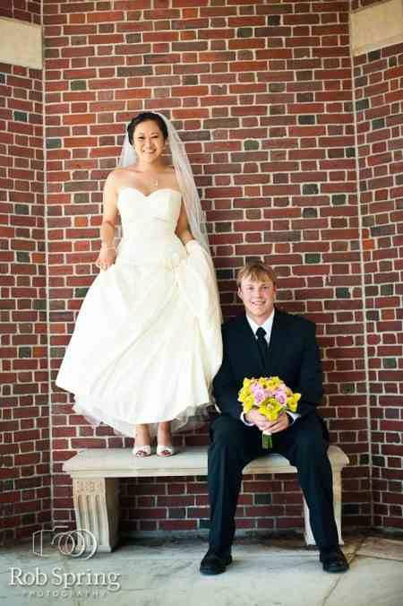 Real Wedding Spotlight: Jessica & Dan