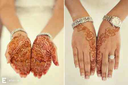Ethnic Wedding Series: Indian Mehndi