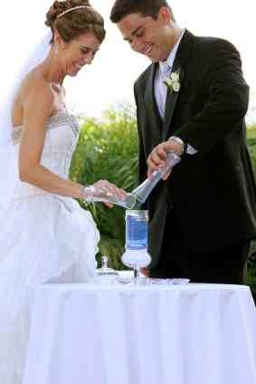 Ethnic Wedding Series: Sand Ceremonies