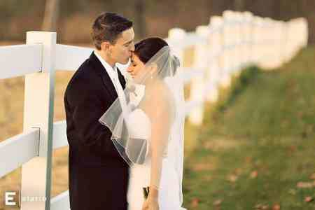 Real Wedding Spotlight: Keather & Brad