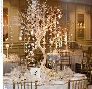 Ways To Do Winter Centerpieces Amp Decor Aisle Files