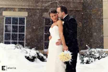 Real Wedding Spotlight: Pam & Adam