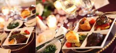 Interactive: Top 11 Wedding Food Trends of 2011