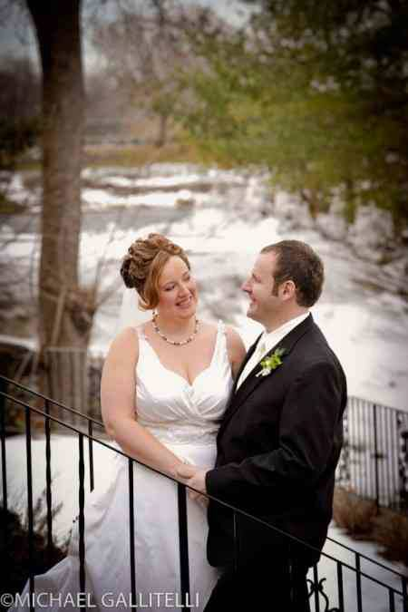 Real Wedding Spotlight: Amy & Daniel