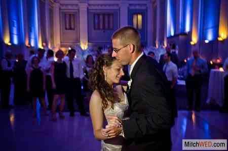 Real Wedding Spotlight: Ginnie and Chuck