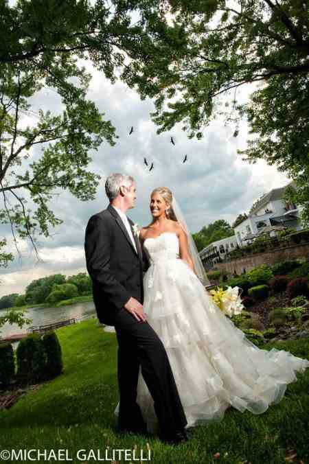 Real Wedding Spotlight: Stephanie & Michael