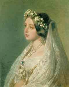 Traditions: The History of The White Wedding Dress