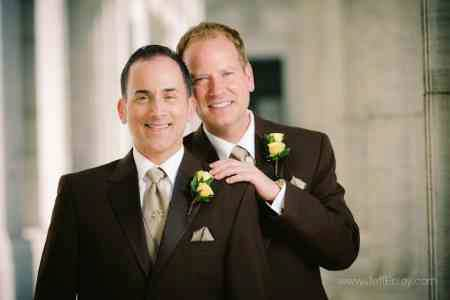 Real Wedding Spotlight: Augie and James