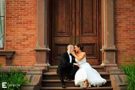 Real Wedding Spotlight: Elizabeth & Aaron