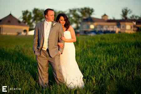 Real Wedding Spotlight: Polina and Tony