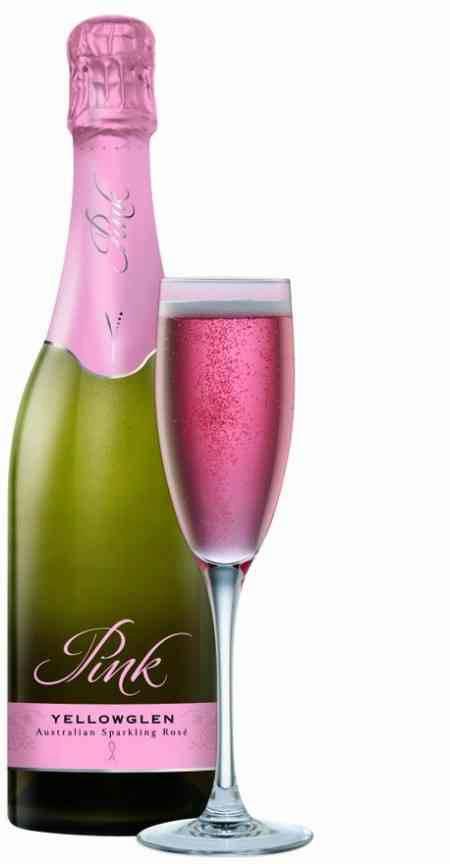 Fun Find: Pink Champagne
