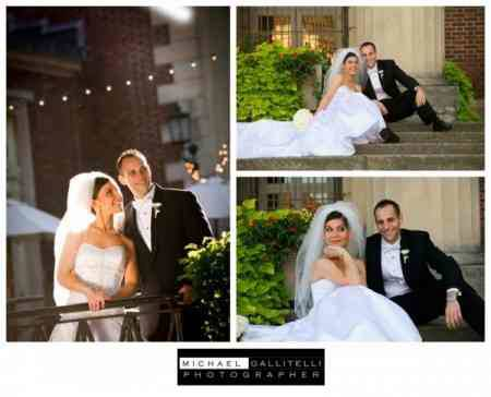 Real Wedding Spotlight: Gina and Phil