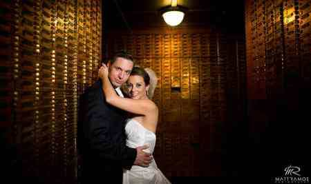 Real Wedding Spotlight: Jennifer and Patrick