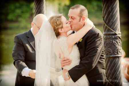 Real Wedding Spotlight: Jenny and Bruce