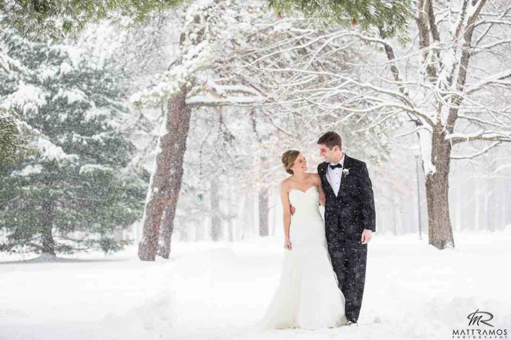 Real Wedding Spotlights: Lizzie And Jeff