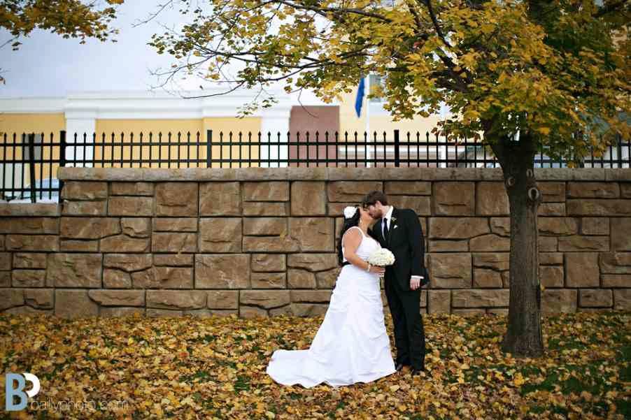Real Wedding Spotlight Kathleen William Aisle Files