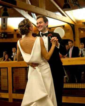 Real Wedding Spotlight on Martha Stewart Weddings!