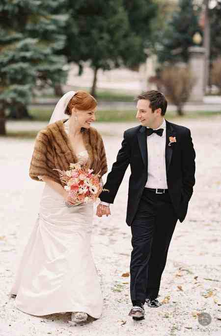 Real Wedding Spotlight: Ashley and Bill