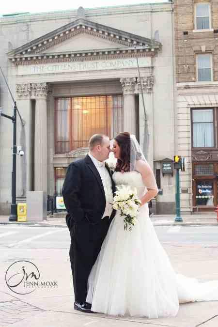 Real Wedding Spotlight: Jamie & Matt