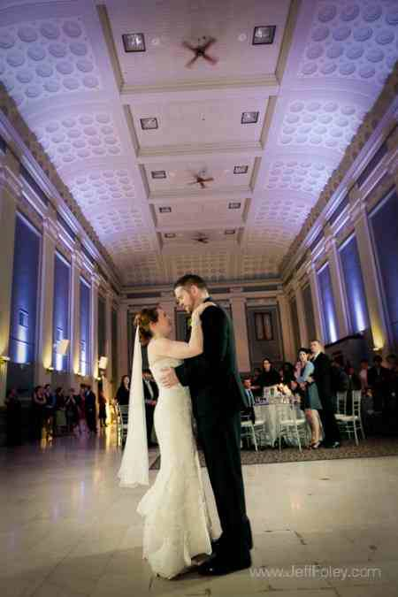 Real Wedding Spotlight: Mark and Meghan