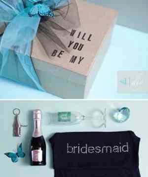 how to ask someone to be in your bridal party