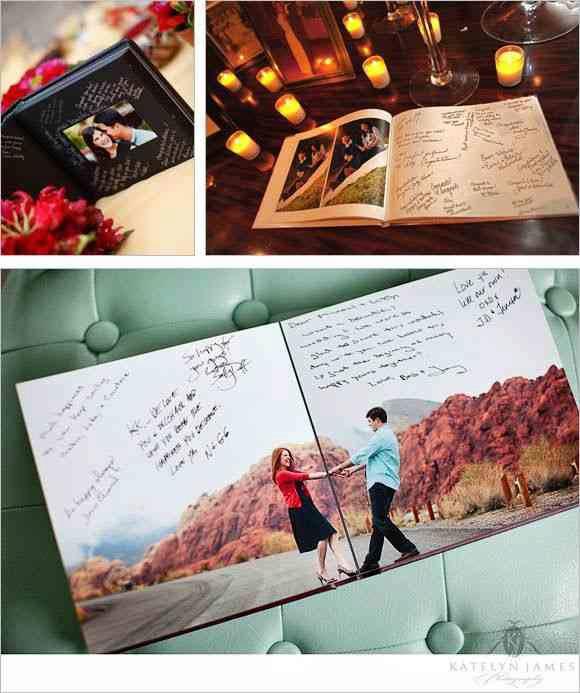 engagement photobook