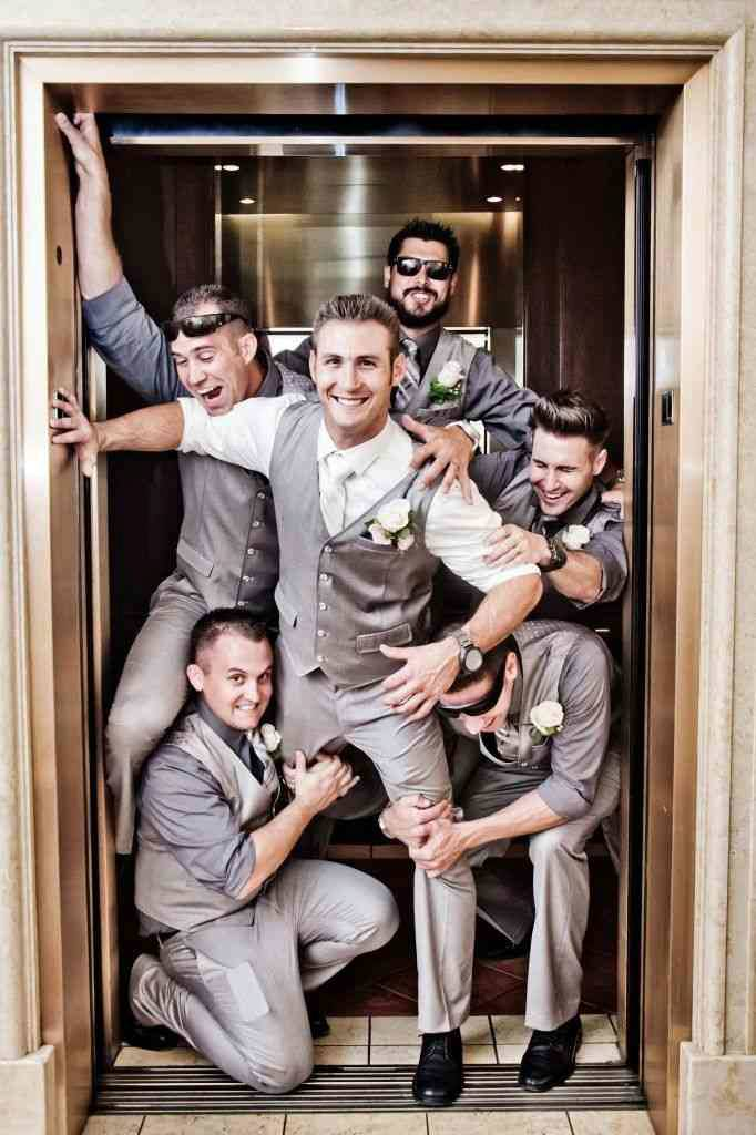 Hot Trend Groomsmen Attire Aisle Files