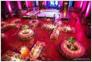 Table Reception Set-Up