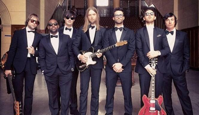 Maroon 5 Hairstyle: Wedding Crashers- Maroon 5 Style