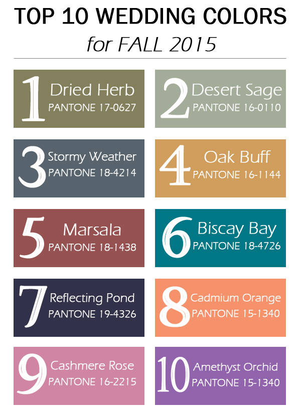 top-10-fall-wedding-colors-2015-trends-released-by-Pantone