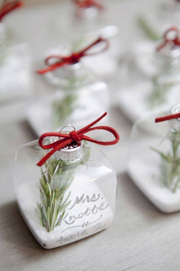 Christmas Themed Vs Winter Wonderland Weddings