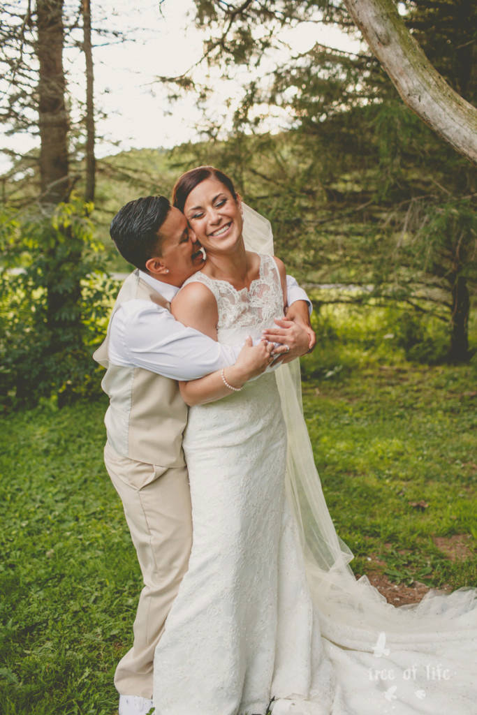 Wedding Spotlight: Paula and Tiffany