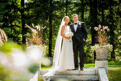 Wedding Spotlight: Stephanie and Justin