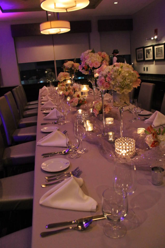 Inspiration for the Reception: Decor | Aisle Files