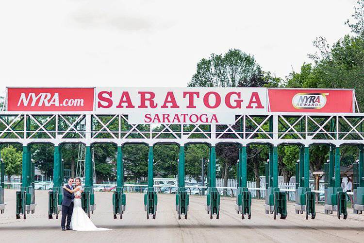 Celebrating Travers Weekend: Saratoga Weddings