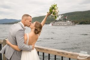 Upstate NY Weddings: Lake George