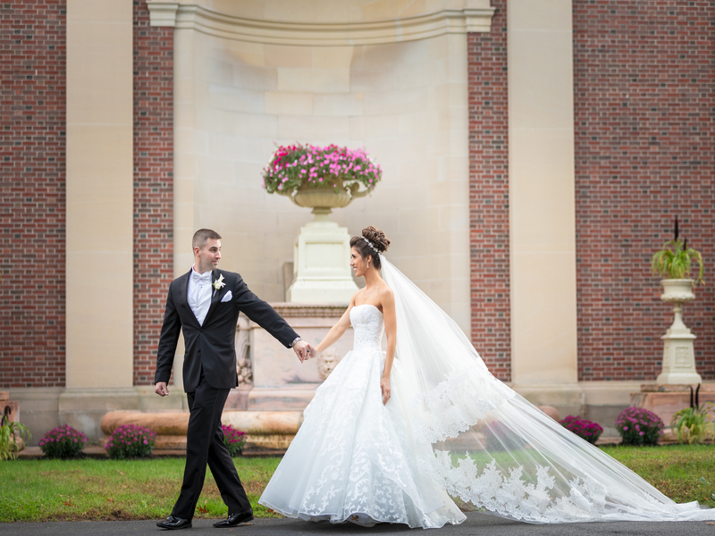 Real Weddings: Michelle & Stephen