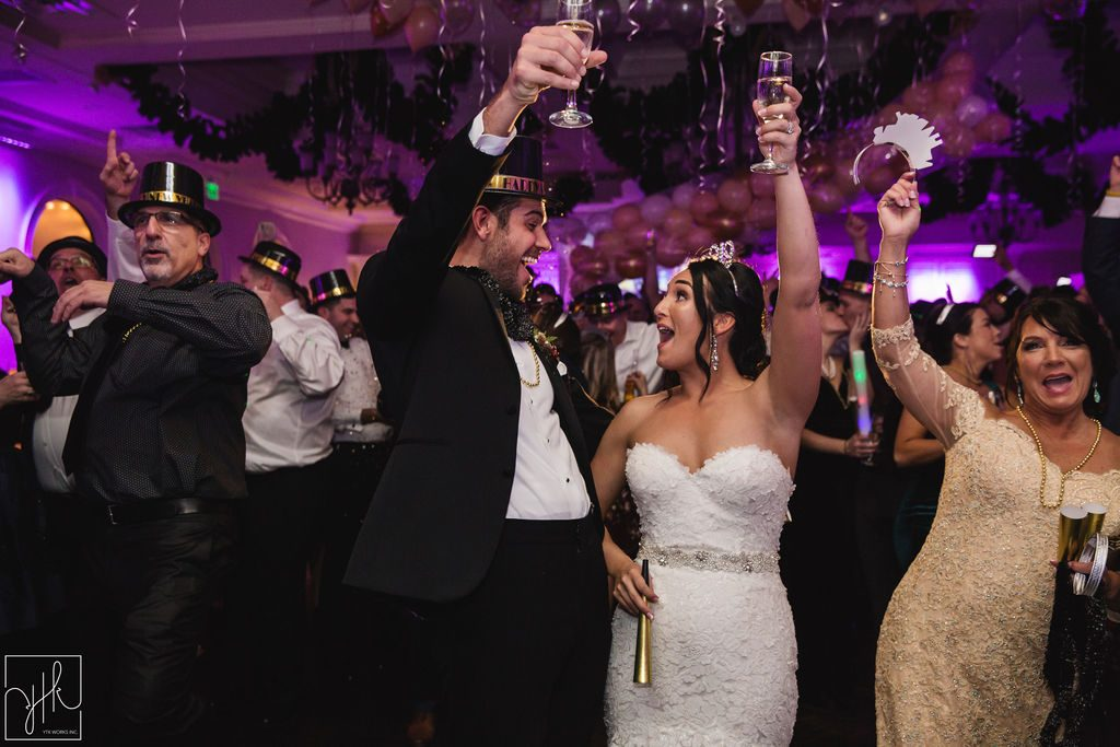 Real Weddings: NYE Edition