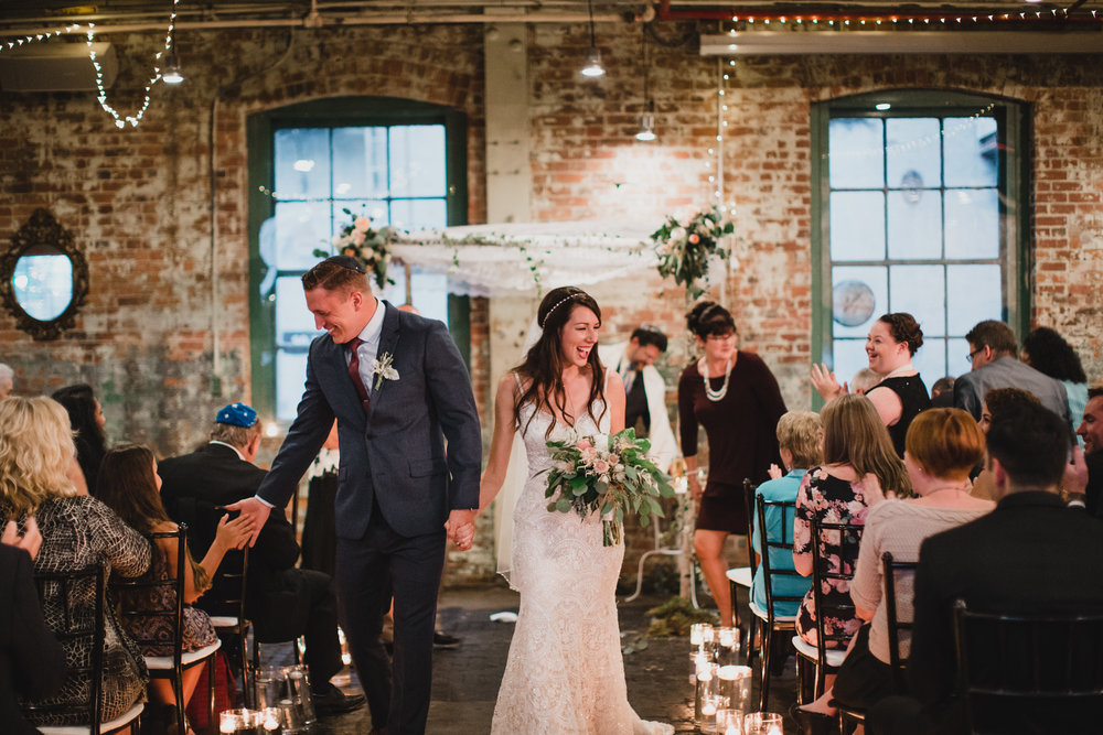 The Industrial-Chic Wedding Guide