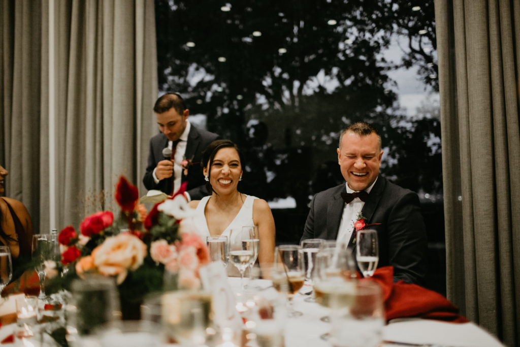 Real Wedding: Andrea  & James
