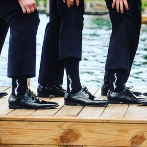 socks for groomsmen