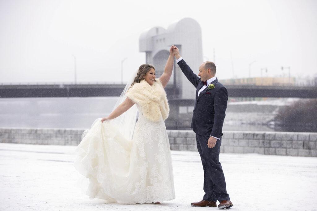 VOW Magazine Real Wedding: Shannon & Craig