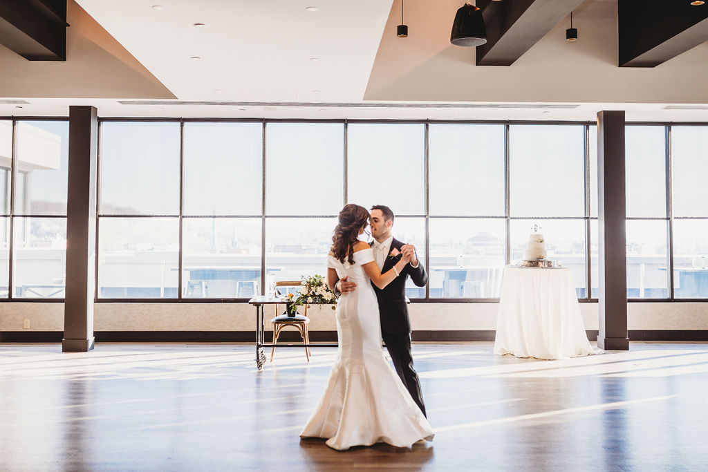 First Dance Songs to Kick Off Your Reception Right